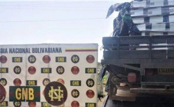Venezuelan Soldiers Stop Truck Full of Antminer 9 Bitcoin Mining Rigs